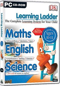 Learning Ladder Year 6 - Ages 10-11 (DK CDROM)
