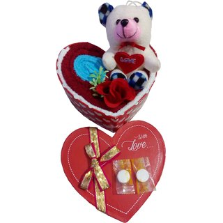Gift for Love Ones- Valentine Gift/Birthday Gift/Festival Gift with Love- Beaufance Combo Gift