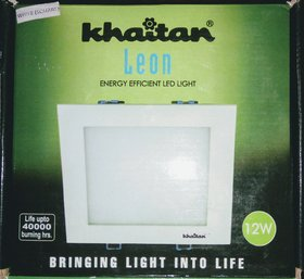 KHAITAN LEON LED LIGHT 12W