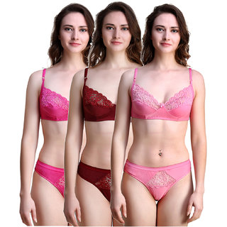 6f816296d8 Buy bra and panty for girlsSize 30 Online - Get 50% Off