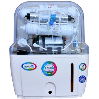 Helix Swift 15Ltrs 14 Stage RO+UV+UF+Minerals+TDS Smart RO Water Purifier...