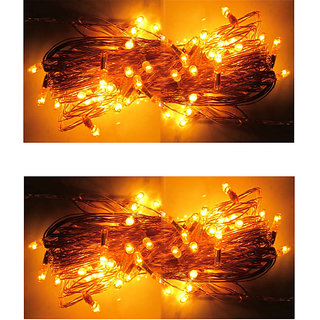 Decorative Rice Bulb Light - Set of Two (5m)