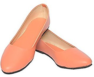 Three friends shoes Womens pink Bellies