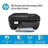 HP DeskJet Ink Advantage 3835 AiO Wireless Printer (P,S,C,Fax,Wifi,ADF)
