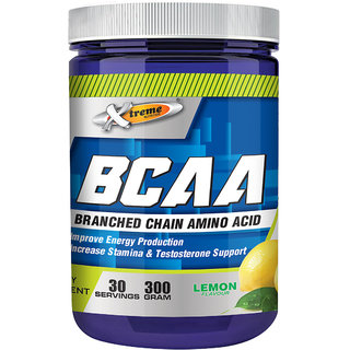 Xtreme Bcaa 30 Servings Lemon