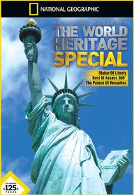Access 360' World Heritage - Statue Of Liberty, The Palace Of Versailles  Best Of Access 360 - DVD