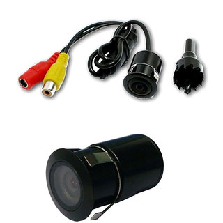 Car Reverse Parking Camera For Volkswagen Vento (Camera Only)
