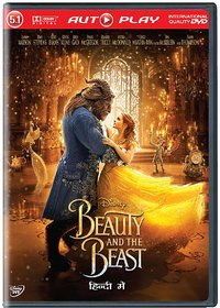 Beauty And The Beast - Hindi DVD