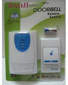 CORDLESS DOOR BELL / OFFICE BELL CALLING BELL BUZZER REMOTE BELL BATTERY
