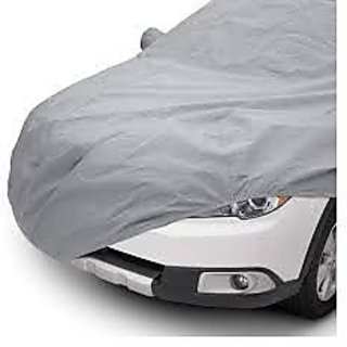 Ford iKON Body Cover in Grey Color High Quality Nylo Matty Cloth - iKON