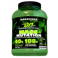 Domin8R Nutrition Mass Mutation - 908 G (2 Lbs) - Choco