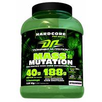 Domin8R Nutrition Mass Mutation - 4.54 Kg (10 Lbs)-Choc