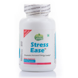 Vista Nutrition Stress Ease - 30 Capsules