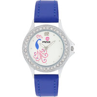 Meia Stone Studded Artistic Analog Watch for Women