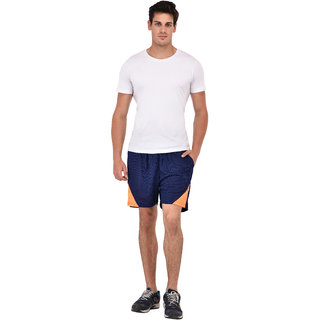Navy Blue Shorts by Fashion 7