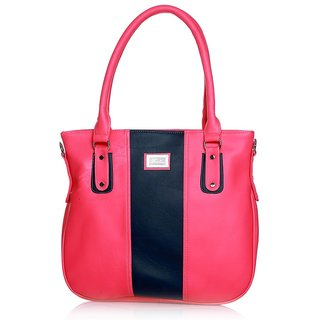 d15e07cfba Buy Lady Queen Pink P.u. Shoulder Bags Online - Get 75% Off