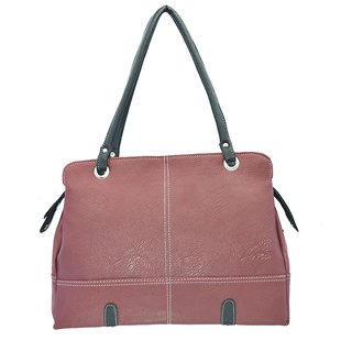 6094ca8659 Buy Lady Queen Maroon Shoulder Bag Online - Get 68% Off
