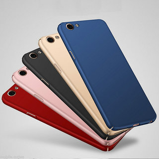 PREMIUM 4 CUT iPAKY MATTE FINISH HARD BACK CASE COVER FOR VIVO Y21
