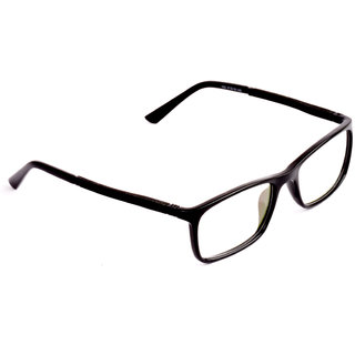 Buy Zero Pwr Antiglare Glass Frame In Large Size Eyeglass Frames By