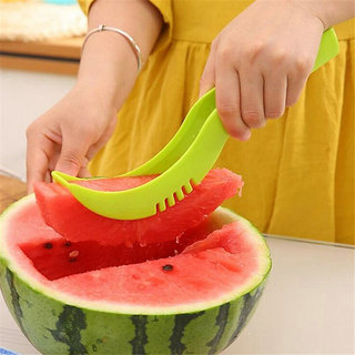 Plastic Watermelon Slicer Watermelon Cutter - Assorted Color
