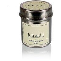 Khadi Lemon Face Pack, 50g (Pack of 1)