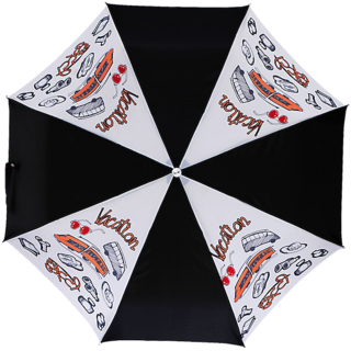 Kehklo three fold umbrella for rain