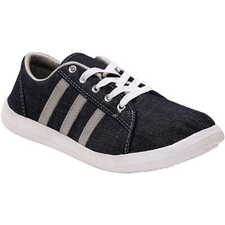 Firemark Canvas Casual Flat Shoes