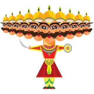 CrafToi -3D DIY Raavan