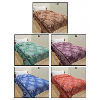 AnGel homes Set of 5 Double Bed AC Blanket