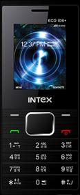 Intex ECO 106+ black (11 Months Brand warranty)