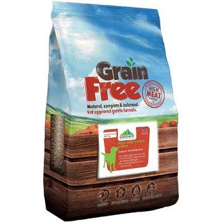 Goodness Pork, Sweet Potato  Apple Grain free Dog Food