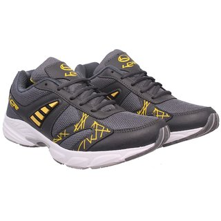 Lancer Grey Yellow Shoes