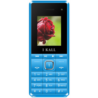 Ikall K2180 Blue 1.8 Inch Dual Sim Bis Certified Made In India Battery Saver (No Earphones) Feature