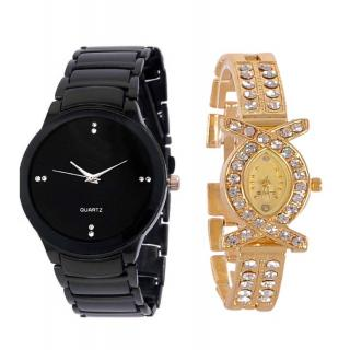IIK STAR PERSONALITY COMBO IN FAST SELLING Analog Watch - For Men by sai enterprize