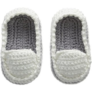 ChoosePick Handmade Crochet Baby Booties  for age 3 to 6 Months 33