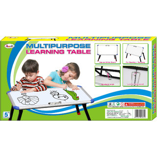 Annie Multipurpose Learning Table Drawing Board