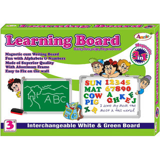 Annie 3 in 1 learning Board