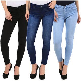 Fuego Lycra Jeans