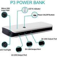 BullBerg P3 10000 mAh Power Bank