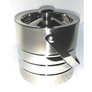 Graminheet Stainless Steel ICE Bucket 1500ml Fancy 2