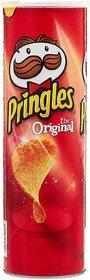 Pringles Potato Chips Original, 165grams
