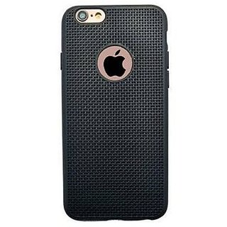 zaambutech iPhone 7 back cover doted blue and black