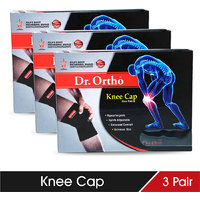 Dr. Ortho Knee Cap (Pack of 3)