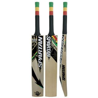 ABS-Spartan English Willow Cricket Bat (Color May Vary)(COVER INCLUDE