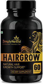 Simply Herbal Natural Extracts For Hair Growth , Premat