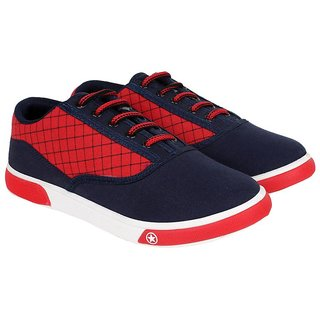 a49a6054e6c8 Buy SHOEFLY Men Blue Casual Shoes Online   ₹499 from ShopClues