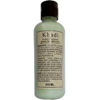 Khadi Green Tea Alovera Hair Conditioner, 210 ML (Pack of 1)
