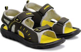 Lotto RIDA Olive Yellow SPORTS Sandal  Men
