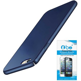 TBZ Sides Protection Hard Back Case Cover for Vivo V5 -Blue