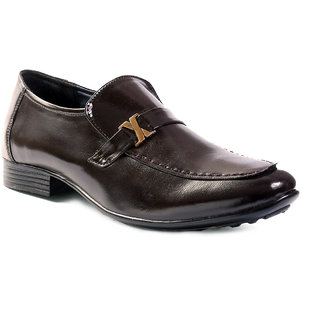 Men's Brown Stylish Loafer Shoes